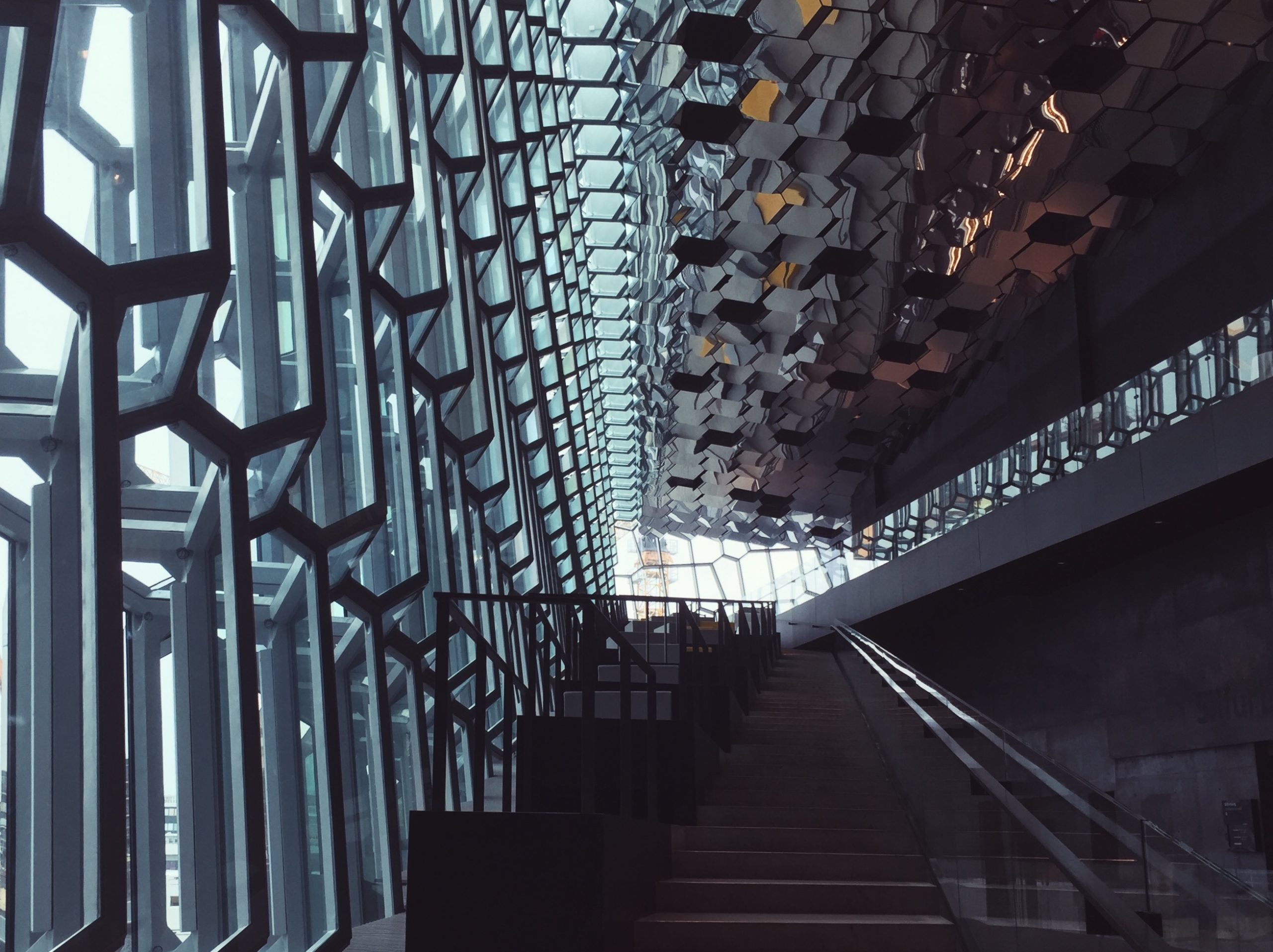 Photo: Harpa Concert Hall - Travel to Iceland