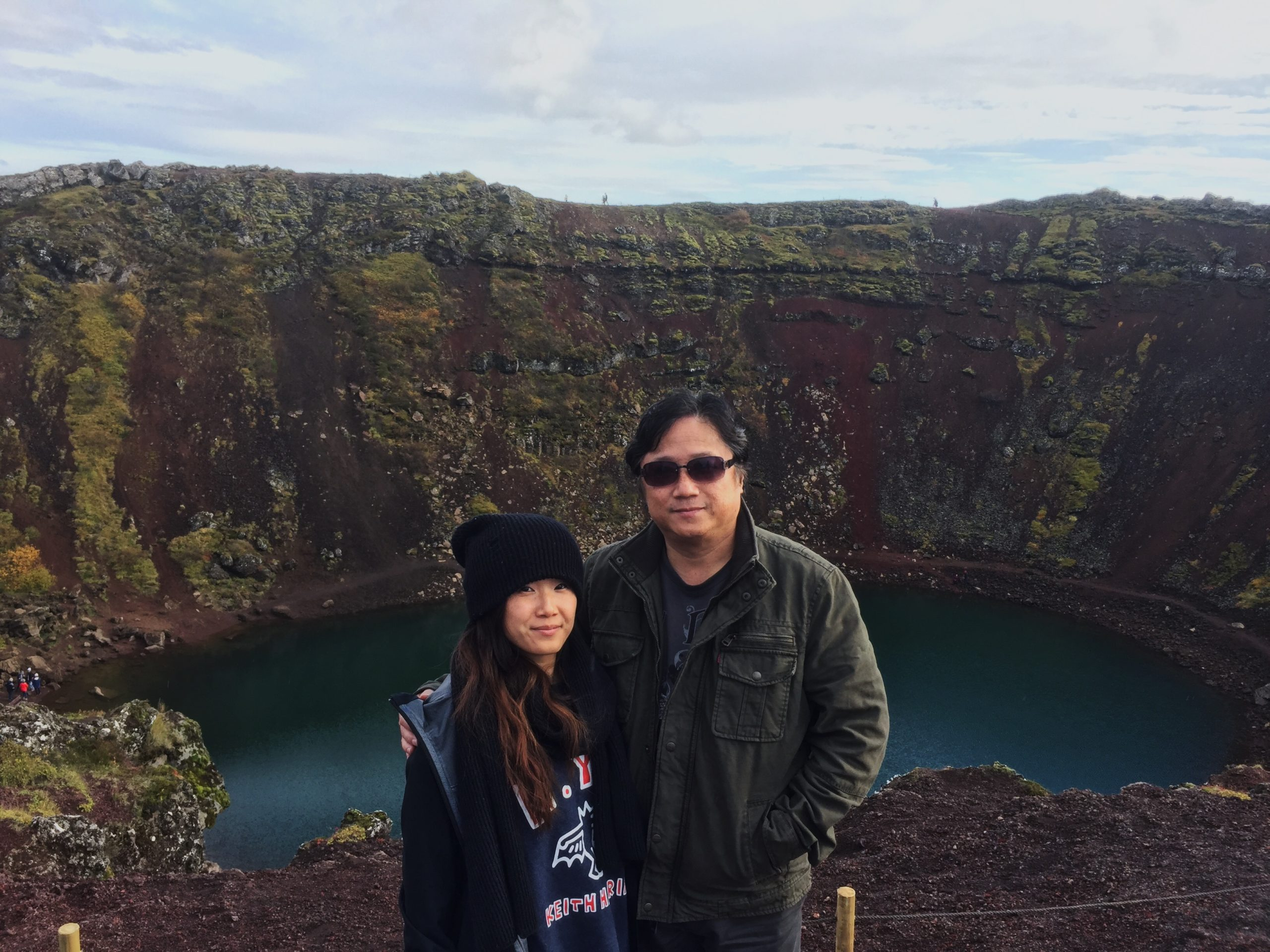 Photo: Kerið Crater - Travel to Iceland