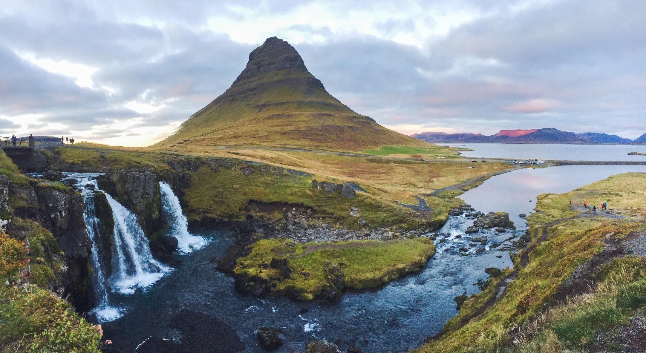 Photo: Kirkufellsfoss  - Travel to Iceland