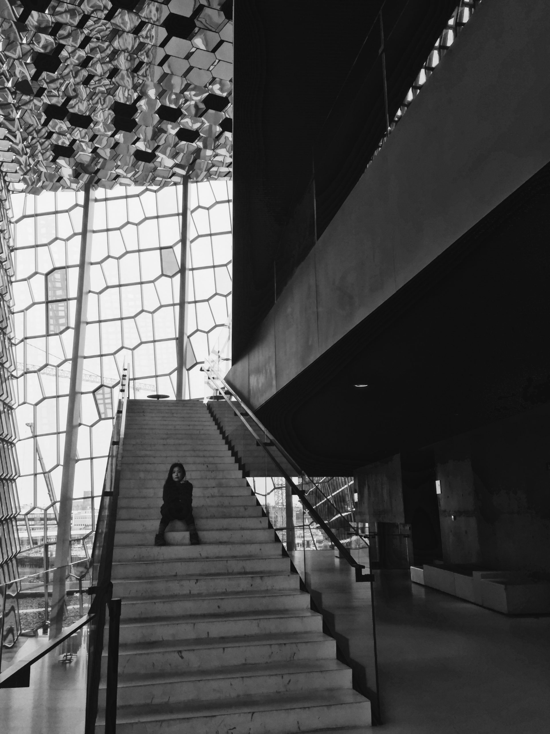 Photos: Harpa Concert Hall second floor - Travel to Iceland